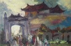 Nghệ thuật Việt tới Nga