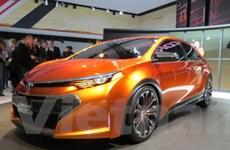 Thông tin mới về mẫu Corolla sedan dành cho châu Âu