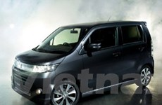 Suzuki báo lỗi 86.200 xe Palette, Wagon R, AZ-Wagon