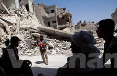 Phe đối lập Syria tiếp nhận số lượng lớn vũ khí mới