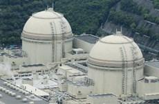 Nhật Bản: Hai lò phản ứng hạt nhân vẫn hoạt động