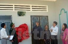 """Tặng nhà """"Nghĩa tình Trường Sơn"""" cho dân Đắk Nông"""