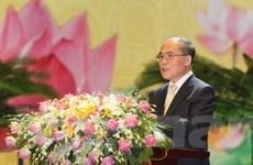 Bài phát biểu của Chủ tịch Quốc hội Nguyễn Sinh Hùng