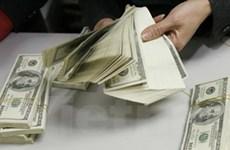 Đồng USD lên giá so với hầu hết các đồng tiền châu Á