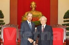 Việt Nam mong muốn tăng quan hệ với CH Seychelles