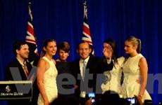 Liên đảng cầm quyền ở Australia nhóm họp lần đầu