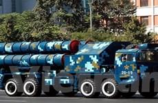 Trung Quốc cam kết nội địa hóa 50% tên lửa cho TNK