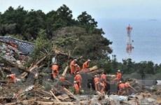 Hàng trăm người dân tại Nhật Bản sơ tán tránh bão
