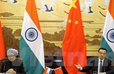 Trung-Ấn ra tuyên bố chung về tăng cường hợp tác