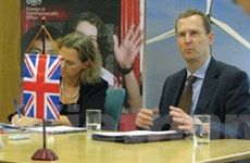 Luxembourg cam kết hỗ trợ Việt Nam 42 triệu euro