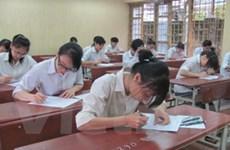 Phát hiện một trường hợp thi hộ tại Quảng Ninh