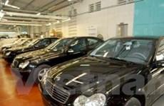 Thuế nhập khẩu ôtô cũ tăng mạnh từ ngày 15/8