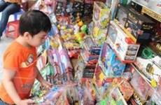 Đồ chơi trẻ em Tết Trung thu 2011 tăng giá mạnh