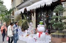 Đa dạng các hình thức vui chơi dịp Giáng sinh