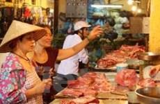 Hà Nội: Sợ chất tạo nạc, người dân giảm mua thịt lợn