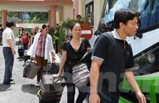 """Gần 300 lao động Việt """"chui"""" bị bắt giữ tại Malaysia"""
