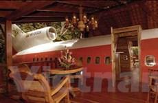 727 Fuselage Home: Thiên đường trên Boeing