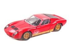 Kiệt tác xe cổ - Lamborghini Miura siêu xe đầu tiên
