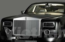 Mansory - Từ xe hơi tới kiệt tác công nghiệp