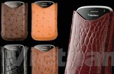 Luxury phone case đồng điệu cùng BlackBerry