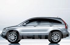 Honda CR-V tăng tốc ấn tượng trong tháng qua