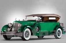 Packard Twelve - Biểu tượng của quyền uy