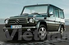 Mercedes G-Class - Huyền thoại núi rừng
