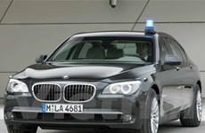 """Vệ sĩ"" BMW 7- Series High Security 2010"