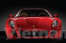 Siêu xe Ferrari - Một kiệt tác trên đường phố