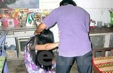 Tỷ lệ bạo lực gia đình ở Việt Nam còn ở mức cao