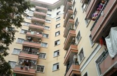 Hà Nội: Một đàn ông thiệt mạng do rơi từ tầng 9
