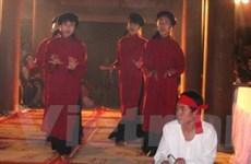 Về hội Đền Hùng tìm Miếu Lãi Lèn nghe hát xoan