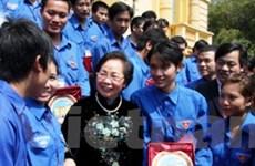 Tôn vinh 80 người thợ trẻ giỏi toàn quốc năm 2011