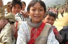 Mang cơ hội học tập cho học sinh nghèo vùng khó
