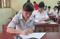 Gần 3.500 thí sinh đăng ký bỏ thi ở ngày thi đầu