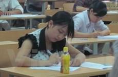 160 thí sinh bị đình chỉ trong đợt thi Đại học đợt 2