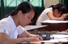 Đại học Sư phạm: Thí sinh khiếm thị vẫn phải thi