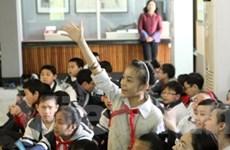Trường học và bảo tàng cùng dạy sử cho học sinh