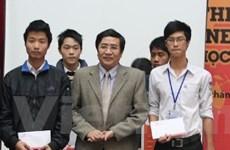 Thi ViOlympic sẽ mở rộng cho học sinh khối THPT