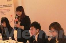 Diễn đàn Tài năng lãnh đạo trẻ Hitachi lần thứ 12