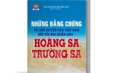 Công trình ấp ủ 40 năm về chủ quyền biển đảo Việt Nam