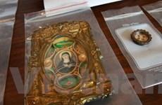 Cơ quan FBI giúp Italy thu hồi hơn 1.000 cổ vật