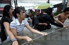 240 người Philippines thiệt mạng do bão Ketsana