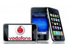 iPhone của Vodafone có mặt ở Anh từ năm 2010
