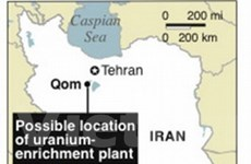 Thế giới thảo luận về vấn đề hạt nhân ở Iran