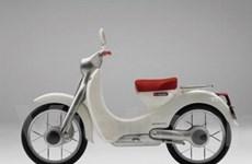 Honda ra mắt xe máy thân thiện với môi trường