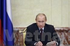 Nga tuyên bố chuẩn bị tốt cho Hội nghị APEC 2012