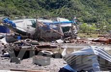 Động đất 6,4 độ richter tại Nam Thái Bình Dương