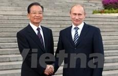 """""""Quan hệ Nga-Trung là cơ sở ổn định thế giới"""""""