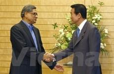 Nhật Bản, Ấn Độ nhất trí tăng cường hợp tác